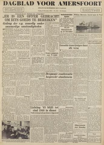 Dagblad voor Amersfoort 1946-12-20