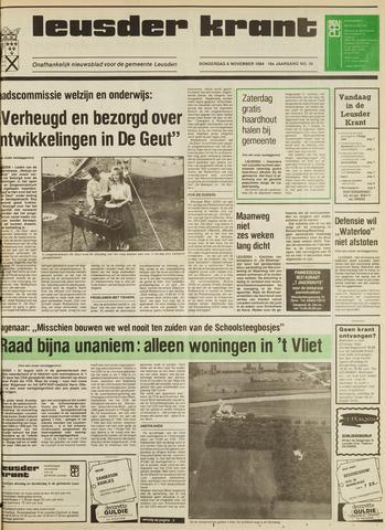 Leusder Krant 1984-11-08