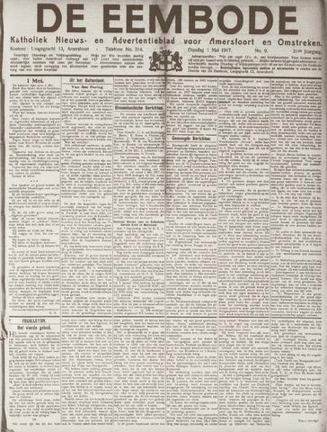 De Eembode 1917-05-01