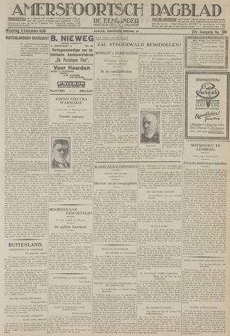 Amersfoortsch Dagblad / De Eemlander 1928-11-05