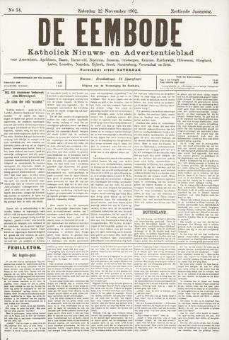 De Eembode 1902-11-22