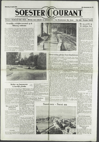 Soester Courant 1969-07-15
