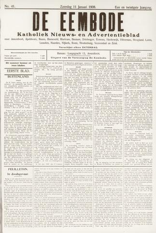 De Eembode 1908-01-11