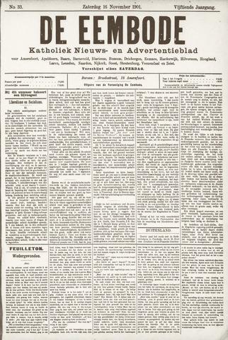 De Eembode 1901-11-16