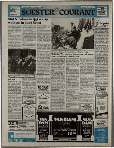 Soester Courant 1985-11-27