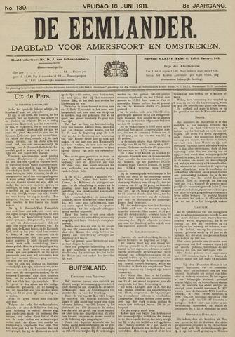 De Eemlander 1911-06-16
