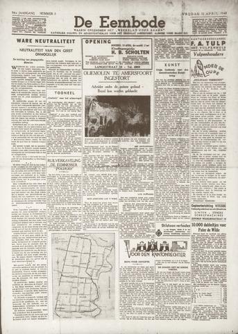 De Eembode 1940-04-12