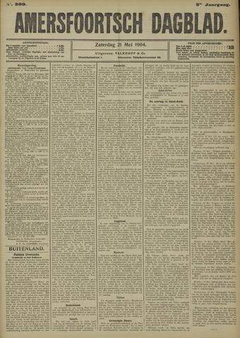 Amersfoortsch Dagblad 1904-05-21