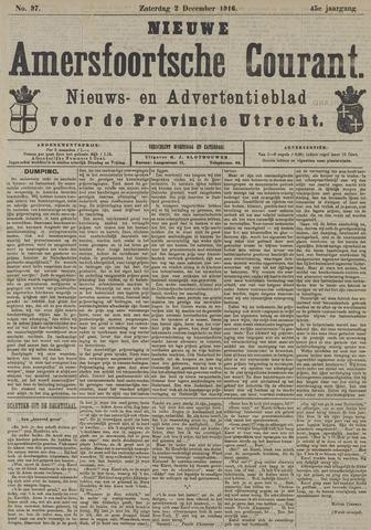 Nieuwe Amersfoortsche Courant 1916-12-02