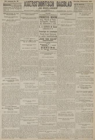 Amersfoortsch Dagblad / De Eemlander 1927-09-05