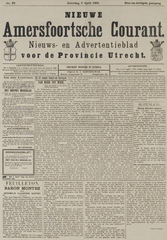Nieuwe Amersfoortsche Courant 1904-04-09