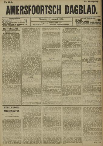 Amersfoortsch Dagblad 1904-01-12