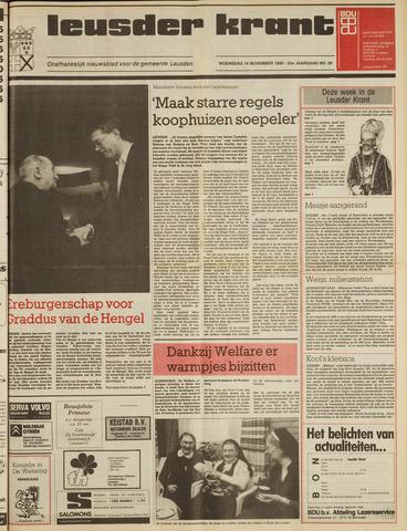 Leusder Krant 1990-11-14