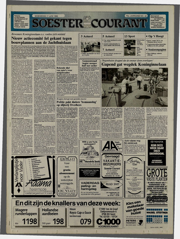 Soester Courant 1992-06-17