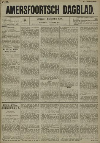 Amersfoortsch Dagblad 1908-09-01