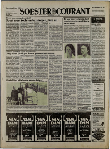 Soester Courant 1983-06-22