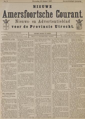 Nieuwe Amersfoortsche Courant 1897-01-20