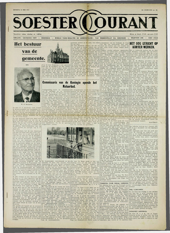 Soester Courant 1962-05-15