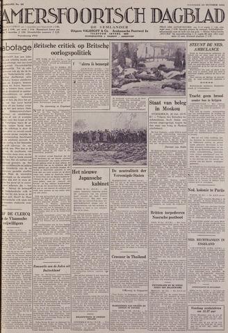 Amersfoortsch Dagblad / De Eemlander 1941-10-20