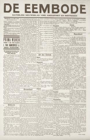 De Eembode 1920-05-25