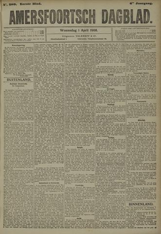 Amersfoortsch Dagblad 1908-04-01
