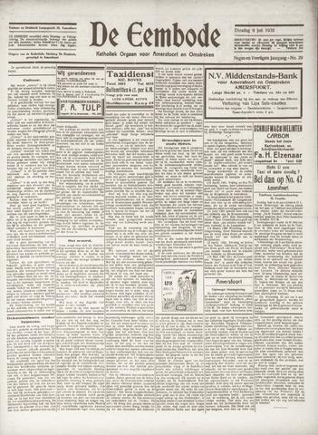 De Eembode 1935-07-09