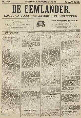 De Eemlander 1910-12-06