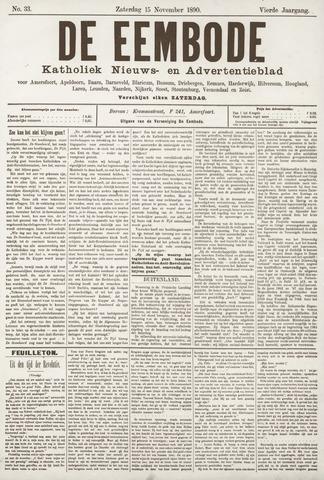 De Eembode 1890-11-15