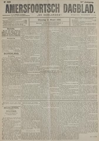 Amersfoortsch Dagblad / De Eemlander 1916-03-21