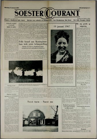 Soester Courant 1967-01-17