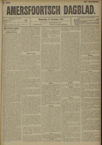 Amersfoortsch Dagblad 1911-10-16