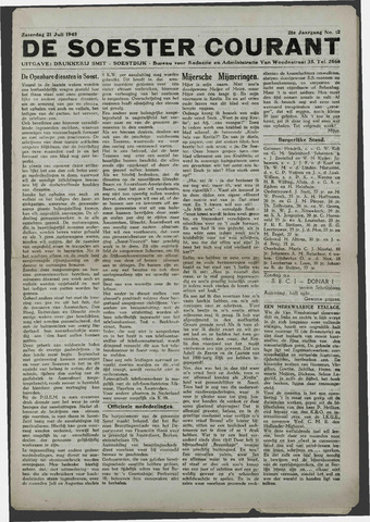Soester Courant 1945-07-21