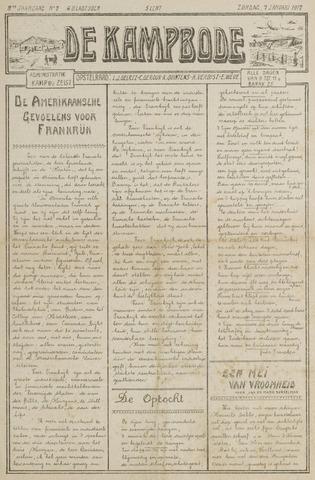 De Kampbode 1917