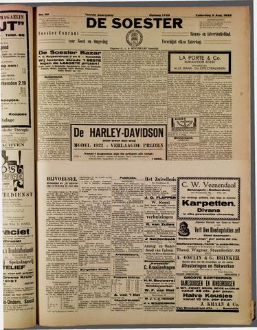 De Soester 1922-08-05