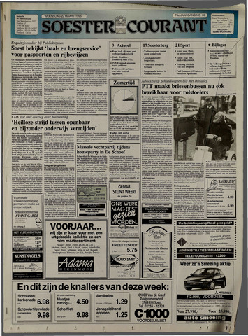 Soester Courant 1995-03-22