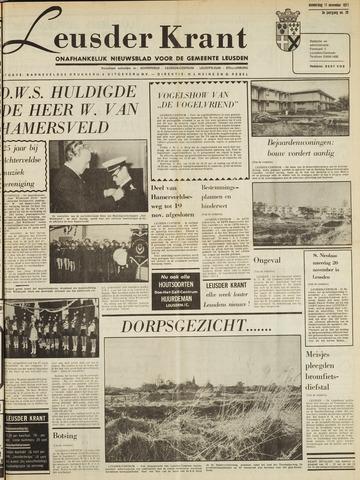 Leusder Krant 1971-11-11
