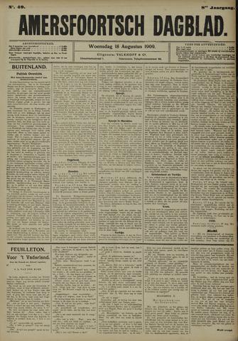 Amersfoortsch Dagblad 1909-08-18