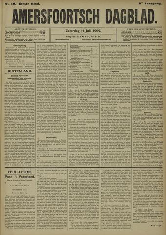 Amersfoortsch Dagblad 1909-07-10