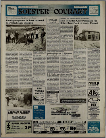 Soester Courant 1990-09-12