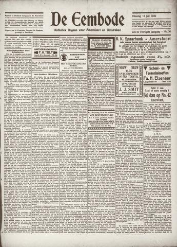 De Eembode 1932-07-12