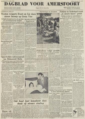 Dagblad voor Amersfoort 1948-11-18