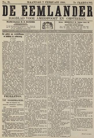 De Eemlander 1910-02-07