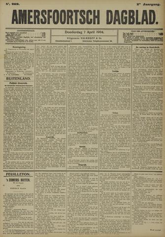 Amersfoortsch Dagblad 1904-04-07