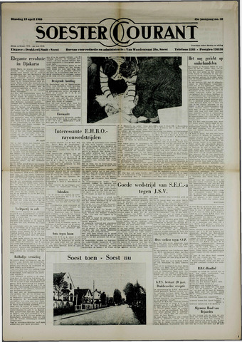 Soester Courant 1966-04-19