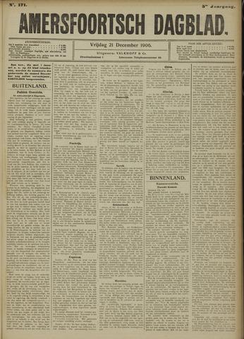 Amersfoortsch Dagblad 1906-12-21