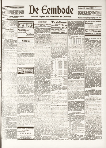 De Eembode 1935-03-29