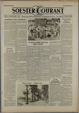 Soester Courant 1971-07-20