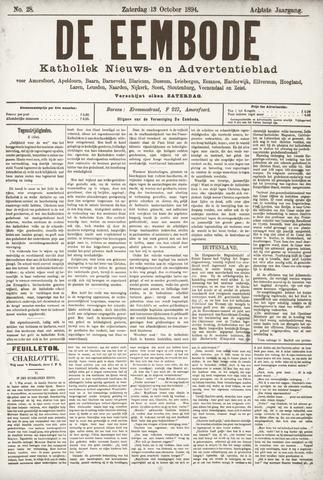 De Eembode 1894-10-13