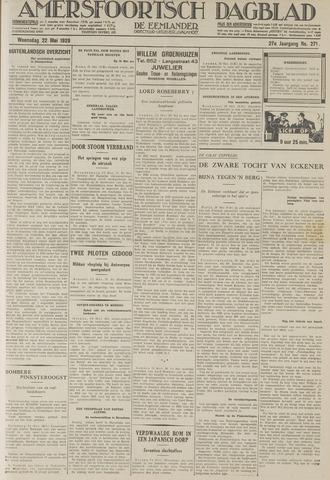 Amersfoortsch Dagblad / De Eemlander 1929-05-22