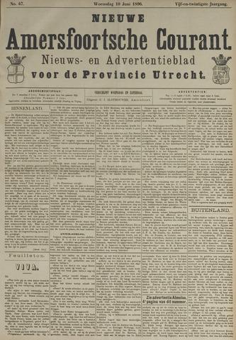 Nieuwe Amersfoortsche Courant 1896-06-10